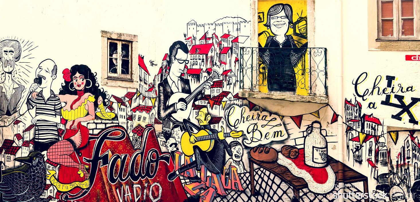 street art lisbon hostel